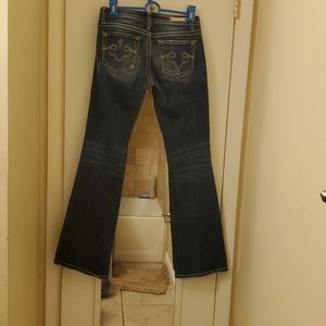 *2for$35* Re Rock for Express Boot Cut Jeans